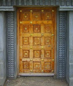 Stupa Door