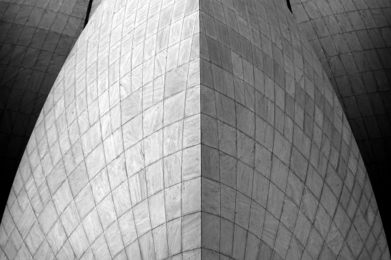 Lotus Temple front face