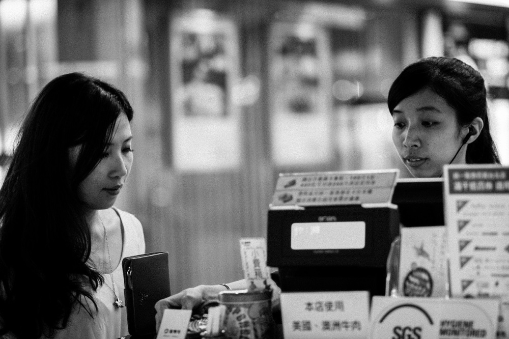 Sharon works from 10am-10pm! But she loves her job because she gets to interact with lots of people. This is another unique thing about Taipei - so many people I meet want to meet new people and experience new cultures. I wonder why that is the case?