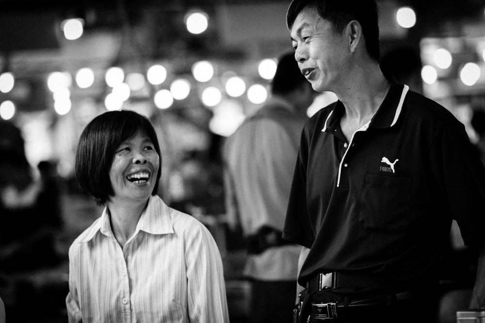 Right now, it is just their family doing everything - so just 3 people taking care of the farm, selling online and offline, marketing, everything. That's a lot of work! Their children are in university and they're not sure right now if they'll carry on the business. But Ms. Lijeng and Mr. Cheng-Hai are ok with whatever decision they take - whatever makes them happy :)