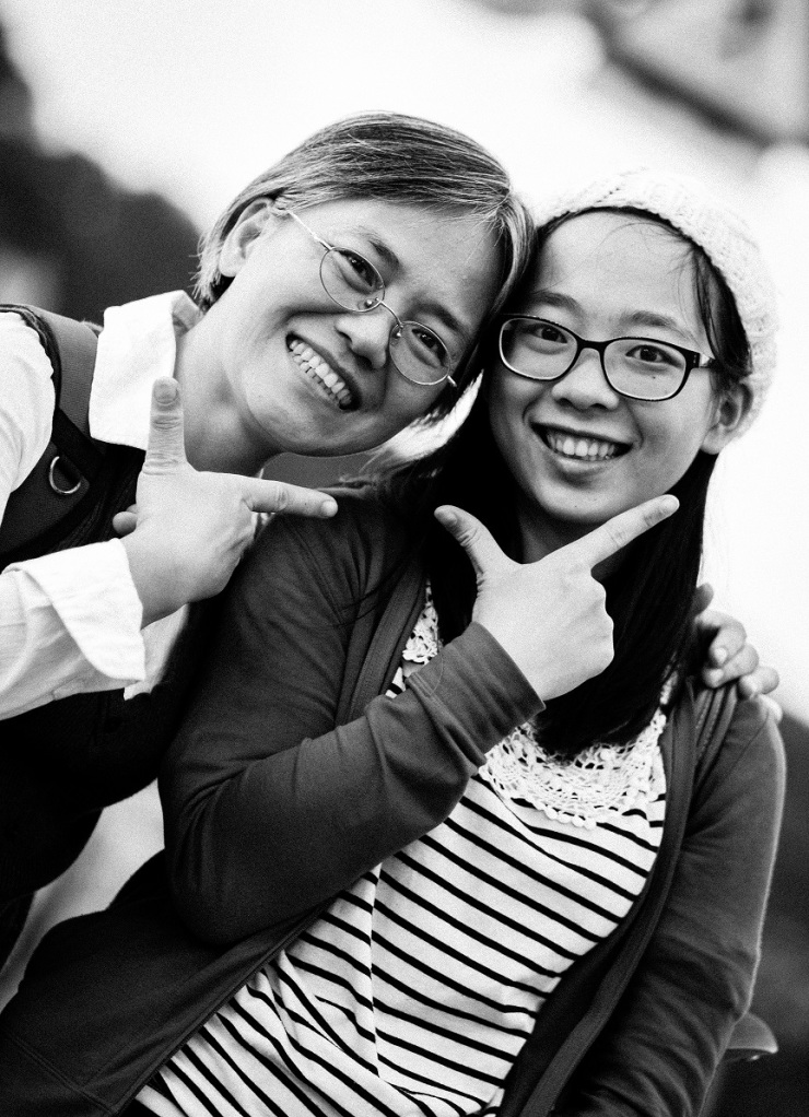 Despite their seeming hardships, Alex and Joy are some of the happiest people I have met. They share a deep bond with eachother, and generally have a happy outlook towards life. As I went around the museum with them, I could not help but feel that no matter what the issues I had at work, I was still very very privileged and I should be thankful about what God had given me every single day. I called my mom as she was the only perhaps who could understand what I was  feeling.